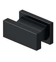 Contemporary Anvil Cabinet Knob, Deltana AN138