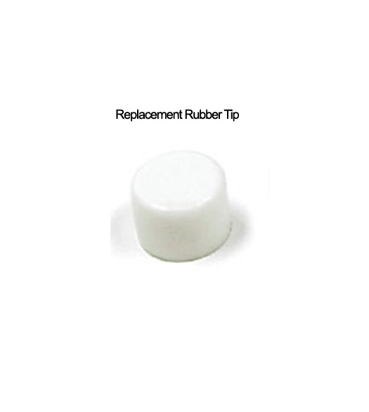 High Quality Rubber Replacement Tip For Contemporary Door Stop, Deltana BDS450 REPL TIP