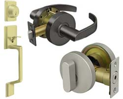Deltana Levers, Knobs, and Locks