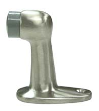 Superb 2 7/8 Inch Floor Mount Door Stop, Deltana FDB278