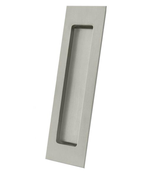 7 Inch Rectangular Flush Pull Deltana Fp7178 Doorware Com