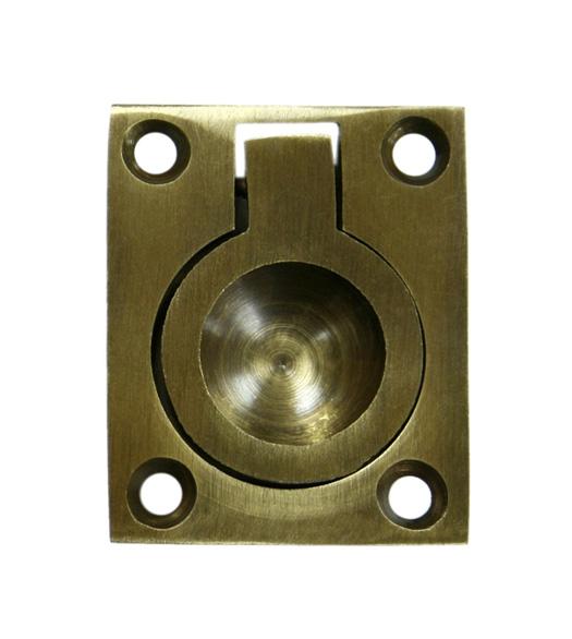 Small Flush Ring Pull Deltana Frp175 Doorware Com