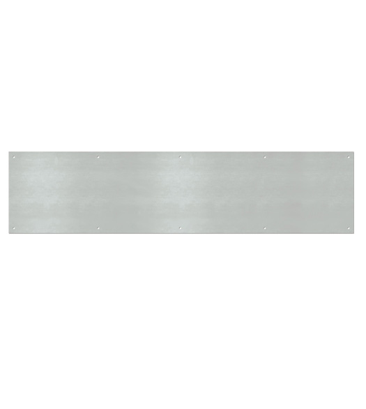 Stainless Steel 8 x 34 Kick Plate