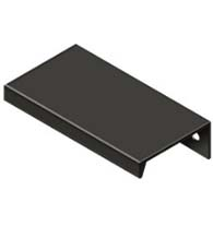 2 15/16 Inch Modern Hidden Cabinet Pull, Deltana MP21516