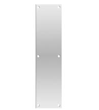 4 x 16 Stainless Steel Push Plate
