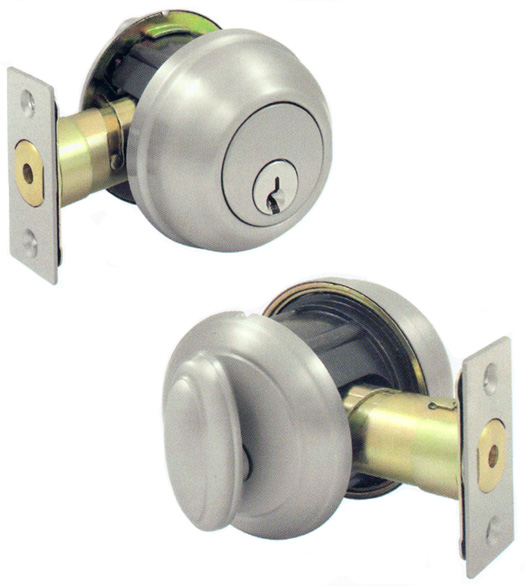 Grade 2 Port Royal Single Cylinder Deadbolt