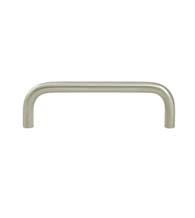 Solid Brass 3-1/2 Inch C Pull, Deltana PW350