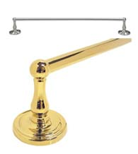 Traditional 24 Inch Towel Bar, Deltana R2003