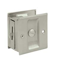 Privacy Pocket Door Lock, Deltana SDL25