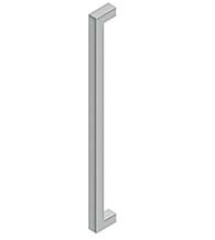 24 Inch Contemporary Pull, Deltana SSP2410