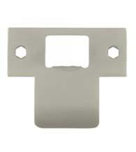 1-3/4 Inch Extended Lip T Strike Plate, Deltana TSPE225