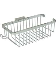 Wire Shampoo Basket With Hook, Deltana WBR1054H
