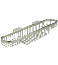 Two Level Rectangular 18 Inch Wire Basket, Deltana WBR1835