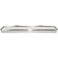 Rectangular 28-1/2 Inch Wire Basket, Deltana WBR2847