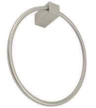 Modern Value Towel Ring, Deltana ZA2008