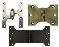 Specialty Brass Hinges