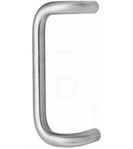 12 Inch Offset Door Pull, Don-Jo 1158