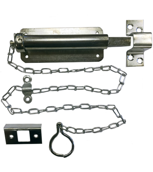 Pull Chain Bolt Pull Chain For Tall Doors Doorware Com