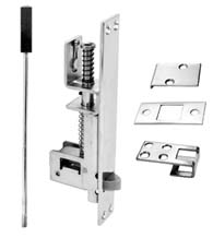 Automatic Flush Bolts for Metal Door, Don-Jo 1560