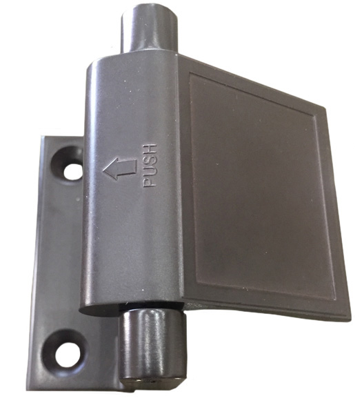 Automatic Release Door Flip Guard Doorware Com