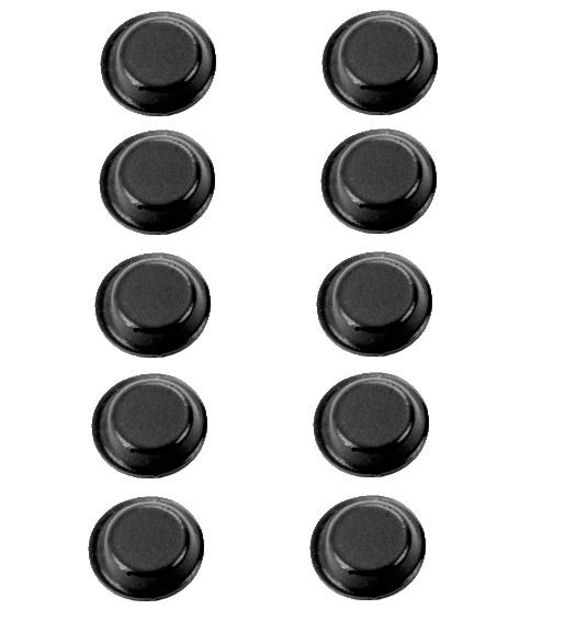 Adhesive Door Silencer Rubber 10 Pack Don-Jo 1610  sc 1 st  Doorware.com & Adhesive Door Silencer Rubber 10 Pack Don-Jo 1610 - Doorware.com