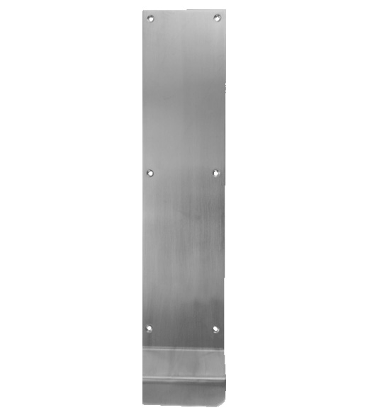 Click to Enlarge Image  sc 1 st  Doorware.com & Stainless Steel Combo Push/Pull Plate Don-Jo 1866-630 - Doorware.com