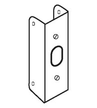 Security Door Reinforcer Plate, DJO-20-FE