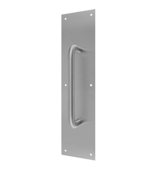 Commercial Bathroom Door Pull Doorwarecom - Commercial bathroom door handle
