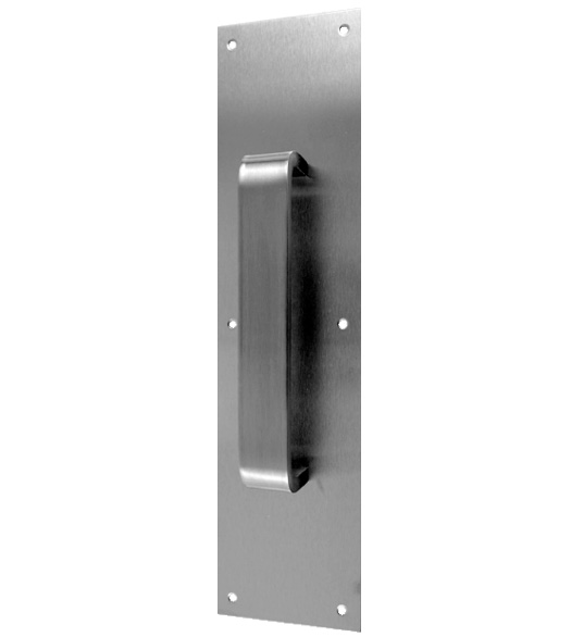 Low Priced Aluminum 4 x 16 Pull Plates