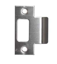 Stainless Steel T Strike Plate, Don-Jo 9234-630