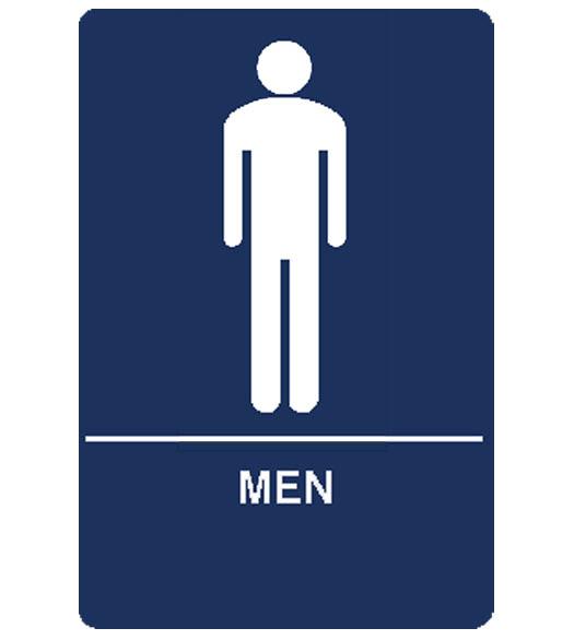 Ada Compliant Signs | Ada Restroom Signs   Doorware