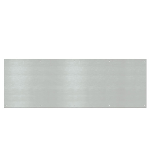 12 x 34 Stainless Steel Kick Plate