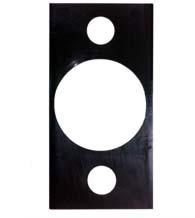 Latch Spacer Plate Don Jo Lsp 1 Doorware Com