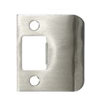Replacement Stainless Steel Strike Plate, Don-Jo ST-214-630