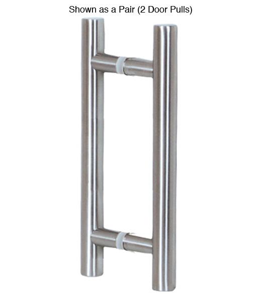 16 Contemporary Stainless Steel Door Pulls