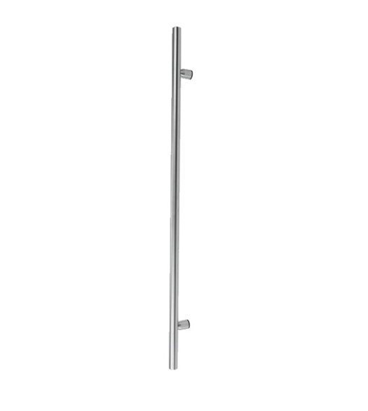 4 Foot Contemporary Stainless Steel Door Pull