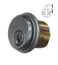 1-1/8 Inch Mortise Cylinder Lock