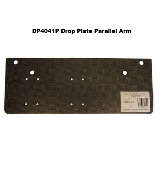 Drop Plate For 4041 Series Door Closers