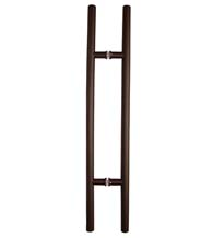 36 Inch Oil Rubbed Bronze Ladder Door Pull, DWD-HPULL36-613