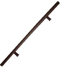60 Inch Oil Rubbed Bronze Ladder Pull, DWD-HPULL60-613