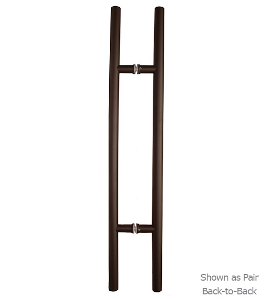 5 Foot Oil Rubbed Bronze Door Pull