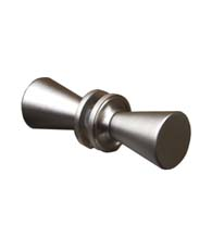 Deco Shower Door Knob Pair, SD-DECO2