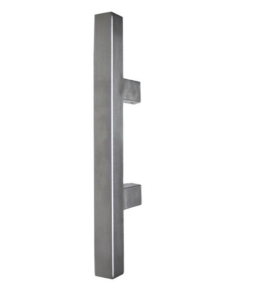 14 Inch Square Door Handle - Doorware.com