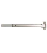 44-inch Stainless Steel Grade 2 Touch Bar Rim Exit Device, EDTBAR44SS
