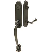 Richmond Traditional Handleset, Emtek 4313
