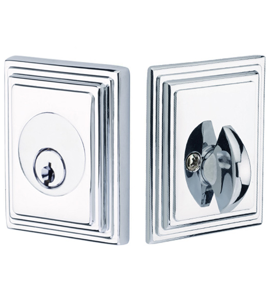 Single Cylinder Wilshire Deadbolt