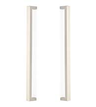 Keaton Back-to-Back Handle Pair, Emtek BTB-86721