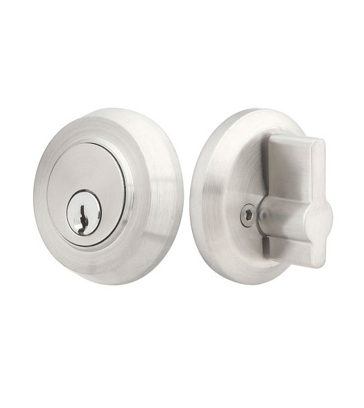 Stainless Steel Round Single Cylinder Lock