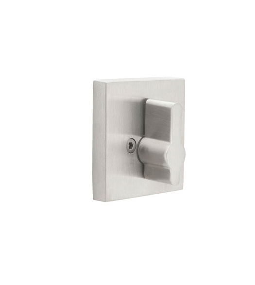 Emtek Modern Single Sided Square Deadbolt
