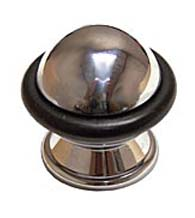 Domed Floor Door Stop, First Impressions 1313L
